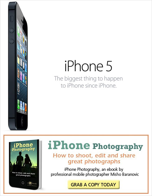 Win new iPhone 5